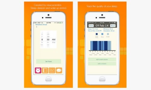 Sleep Smart Alarm Clock App