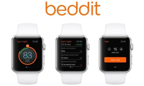 Beddit - Sleep Tracking & Smart Alarm