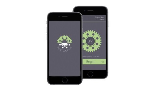 The Sleep Cognition app from Restworks